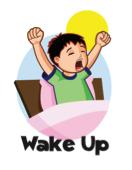 wake ip